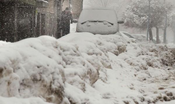 Бебе е било сред спасените в бурята в Бургаско преди Нова година