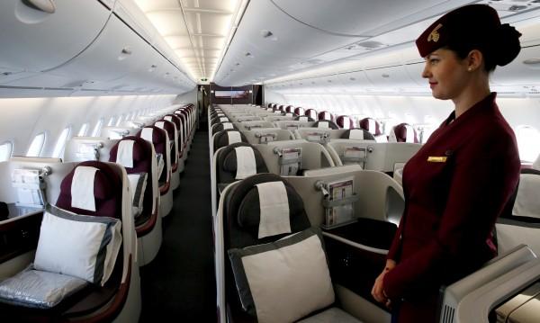 Започна най-дългият полет в света