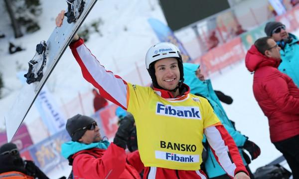 Радо Янков на косъм от нов триумф в Банско