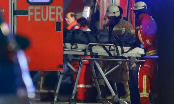 Трима загинаха при пожар в гей сауна