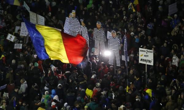 Румънски трус, който няма да спре: Да покажем солидарност!
