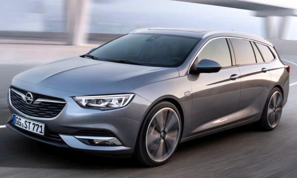 Opel показа Insignia Sports Tourer 4×4
