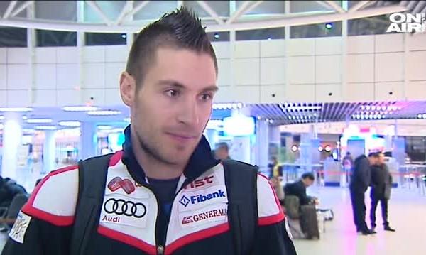 Емоционален и натоварен уикенд: Радо Янков след медала