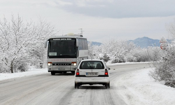 Пътища без завои - новата битка срещу катастрофите