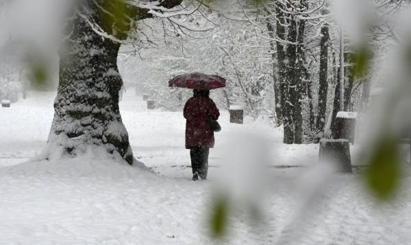 Времето днес: Северен вятър носи студ, градусите падат