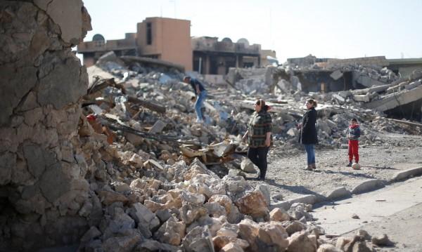 ИД произвеждала иприт в иракския град Мосул
