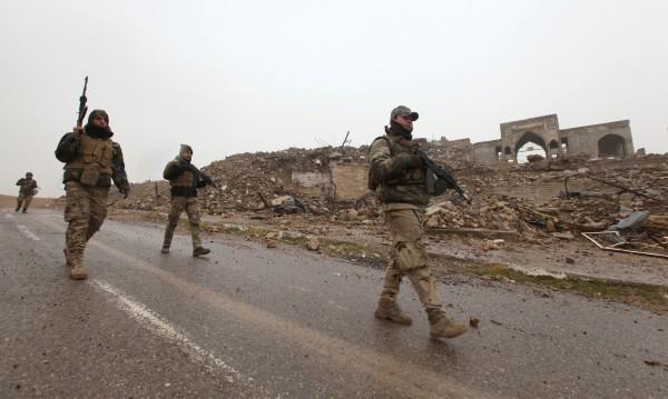 Психовойната в Ирак - чрез трупове на джихадисти