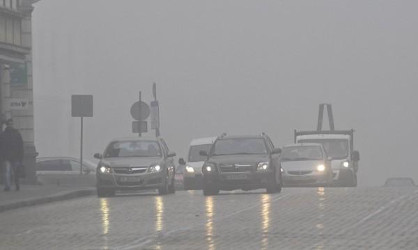 При смог: София без коли, автобуси без пари