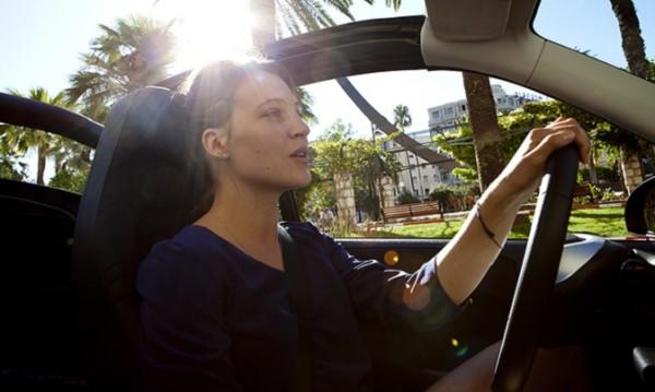 Платете с Visa за своя Europcar автомобил