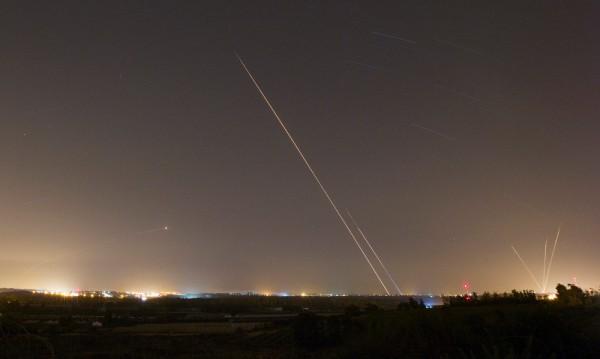 Ракети бяха изстреляни срещу Израел откъм Египет