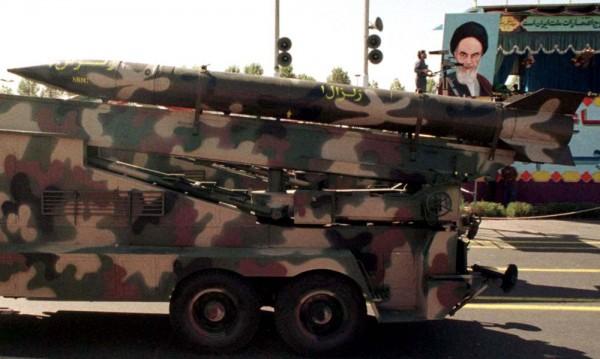 Иран отново изстреля пробно ракета