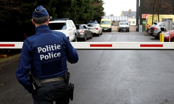Белгия пипна заподозрян за атака с мачете