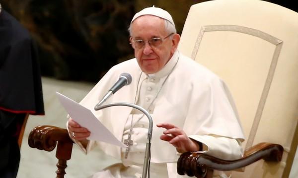 Папата разкри тайната на душевния си покой