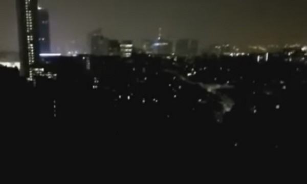 И Брюксел с авария: Белгийската столица e на тъмно
