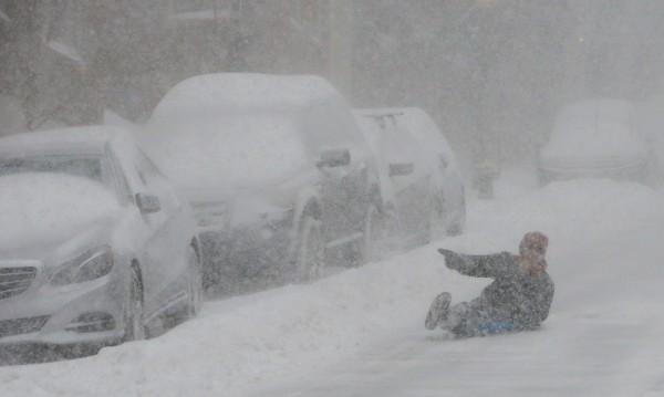 Силна буря удари източните райони на САЩ и Канада