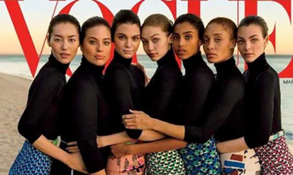 Vogue прикрил формите на пищната Ашли Греъм