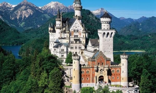 Едни от най-красивите замъци в Европа