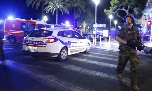 Първа голяма проява в Ница след нападението от 14 юли