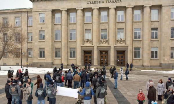 Мотористи на протест в София и в Русе