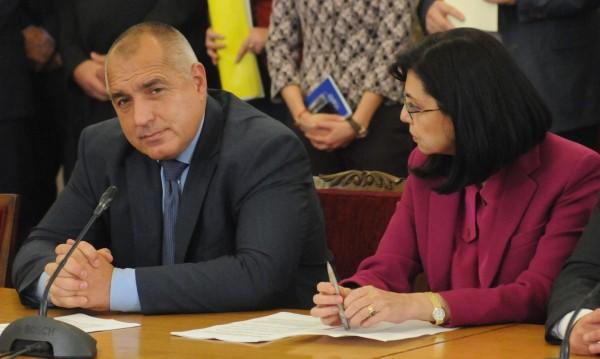 Кунева отвръща на Борисов: Кога се сетихте, че има образование?
