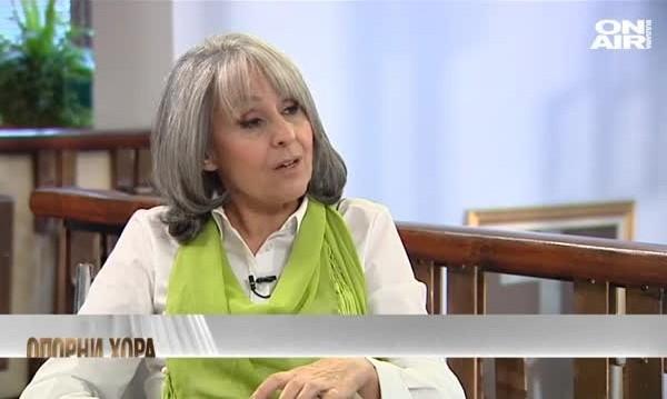 Маргарита Попова: Не мисля за поста главен прокурор