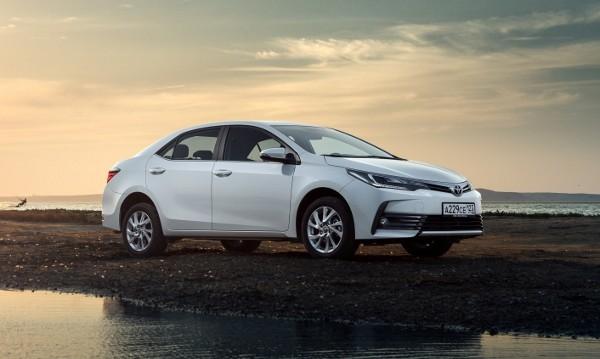 Toyota – най-продаваната марка в света