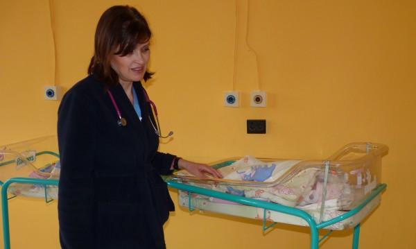 Бебето герой, което се роди само 600 грама, но оцеля!