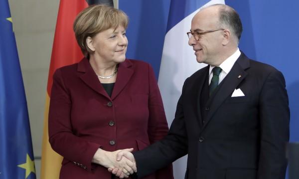 Меркел: Силна Европа, ако Германия и Франция преуспяват!