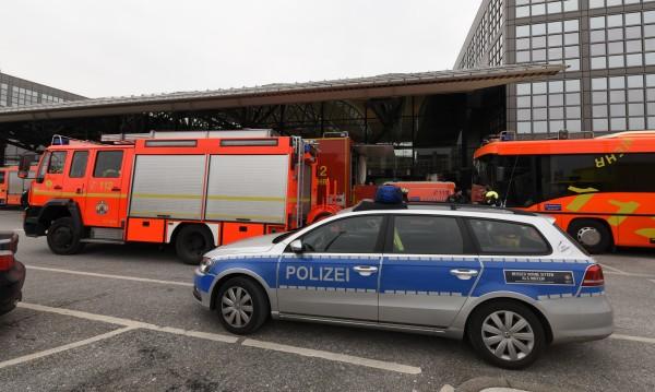 Обезвредиха бомба от войната до летището във Франкфурт