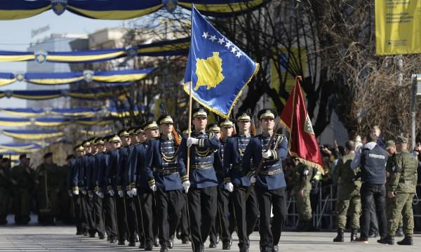 Косово реши да създаде собствени въоръжени сили