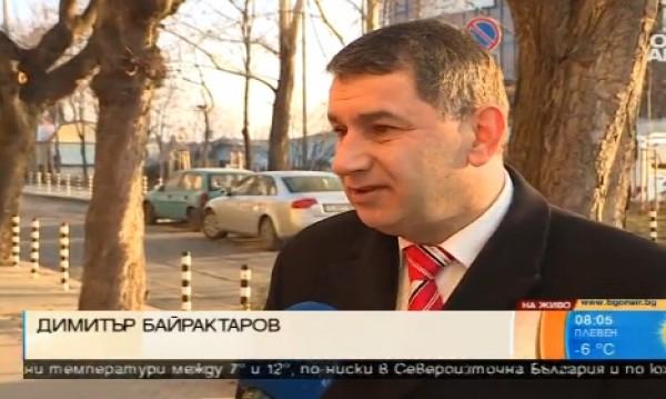 Байрактаров роптае: Трябваше да бъда водач в София