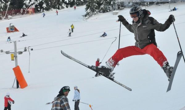 Масови проверки на каските на скиори и сноубордисти