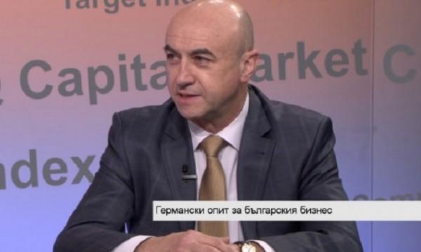Инвестиционният интерес на германските фирми към България расте