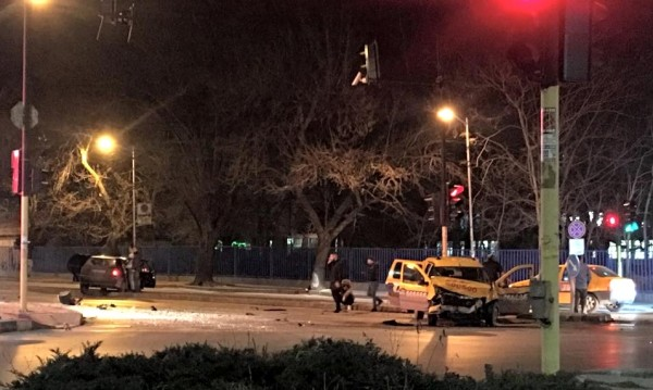 1,6 промила зад волана – 5-ма ранени във Варна