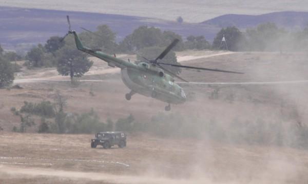 """""""Атлантическа решимост"""" – 120 US войници вече в """"Ново село"""""""