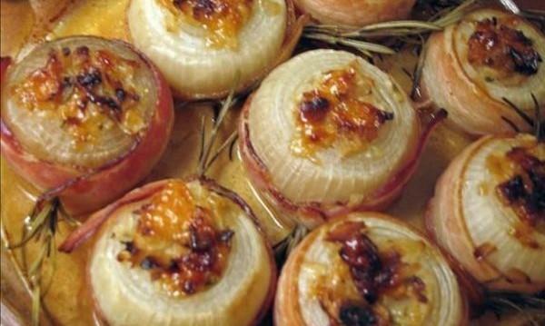 Рецептата Dnes: Сочен пълнен лук