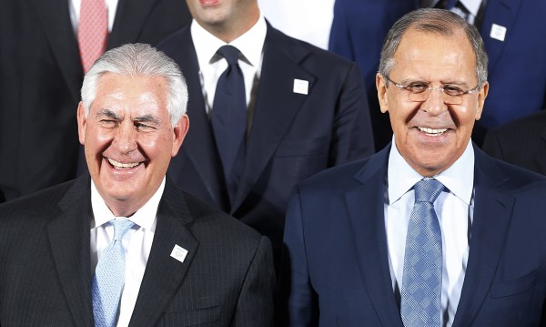 След срещата Лавров–Тилърсън: Започна ли размразяване?
