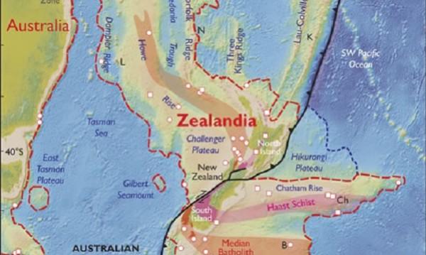 Зеландия – изгубената съседка на Австралия