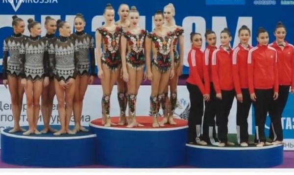 Грациите спечелиха сребърен медал в Москва