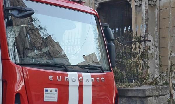 Мъж загина при пожар във Видинско