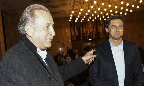 Голям скандал на Общото събрание на Левски