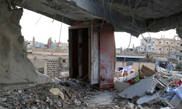 Четирима руски военни загинаха при взрив в Сирия