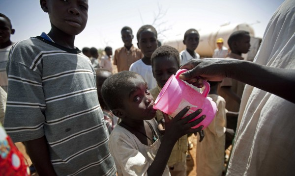 1,4 млн. деца в 4 страни застрашени от гладна смърт