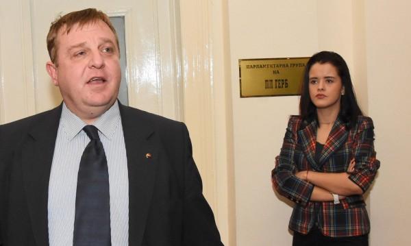 Каракачанов към Радев: Какво се случва в Черно море?