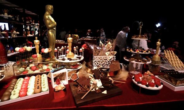 Ребърца, кнедли, манго... угояват звездите на Оскар-ите