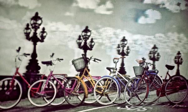 На лекции с колело: Парк за велосипеди под наем във Варна