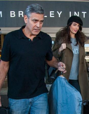 Джордж Клуни: Бащинството ще е приключение!