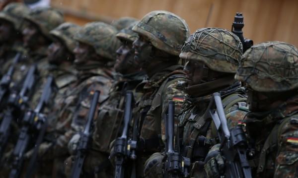 Германия увеличава армията си до 200 000 войници