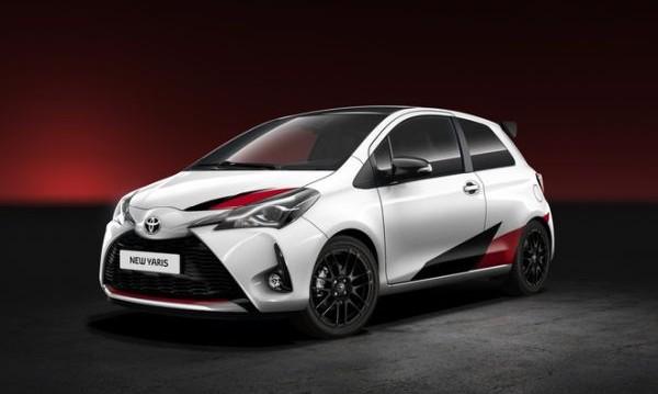 Toyota показа още от своя супер хечбек