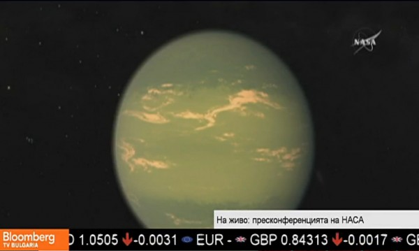 НАСА откри живот на 3 планети извън Слънчевата система?